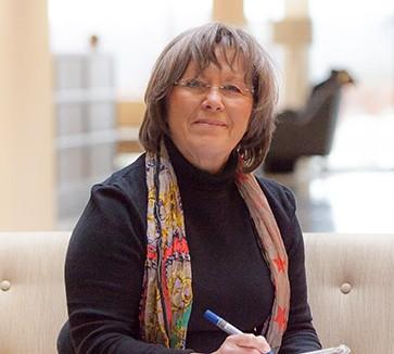 Rita Volgger -  Sprach- und Diplommentaltrainerin